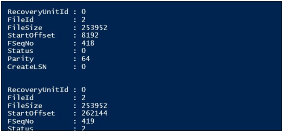 Powershell Identification