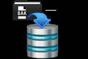 Restore SQL Database Backup