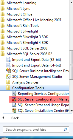 how to find exact location of sql server sever version