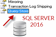 query stored in sql server 2016
