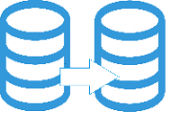 copy database from one database to another database