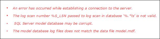 SQL Error 9003