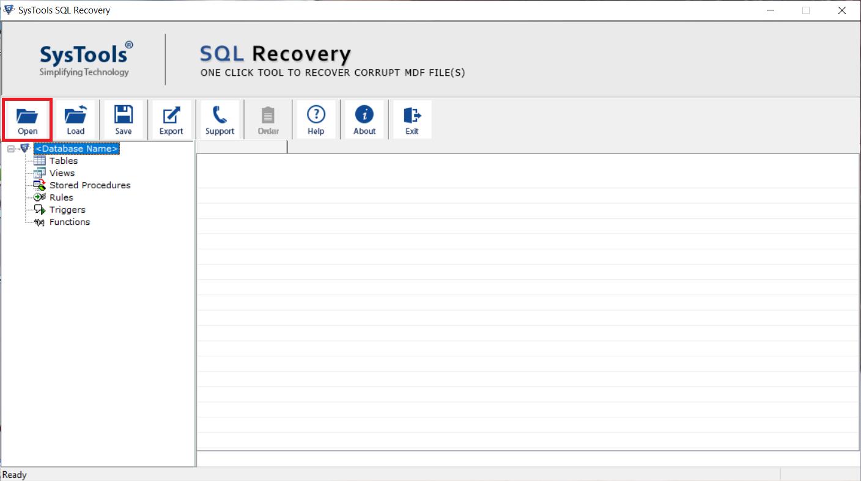 database corruption in sql server
